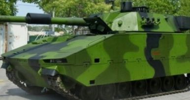Nespravedlivý zápas tanků