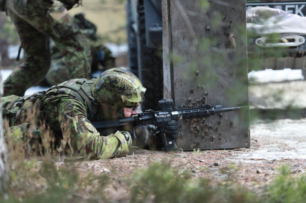 MLCPS  16 000 útočných pušek pro estonskou armádu  2d5e11849e