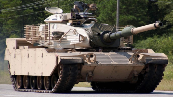 Foto: Turecký M60