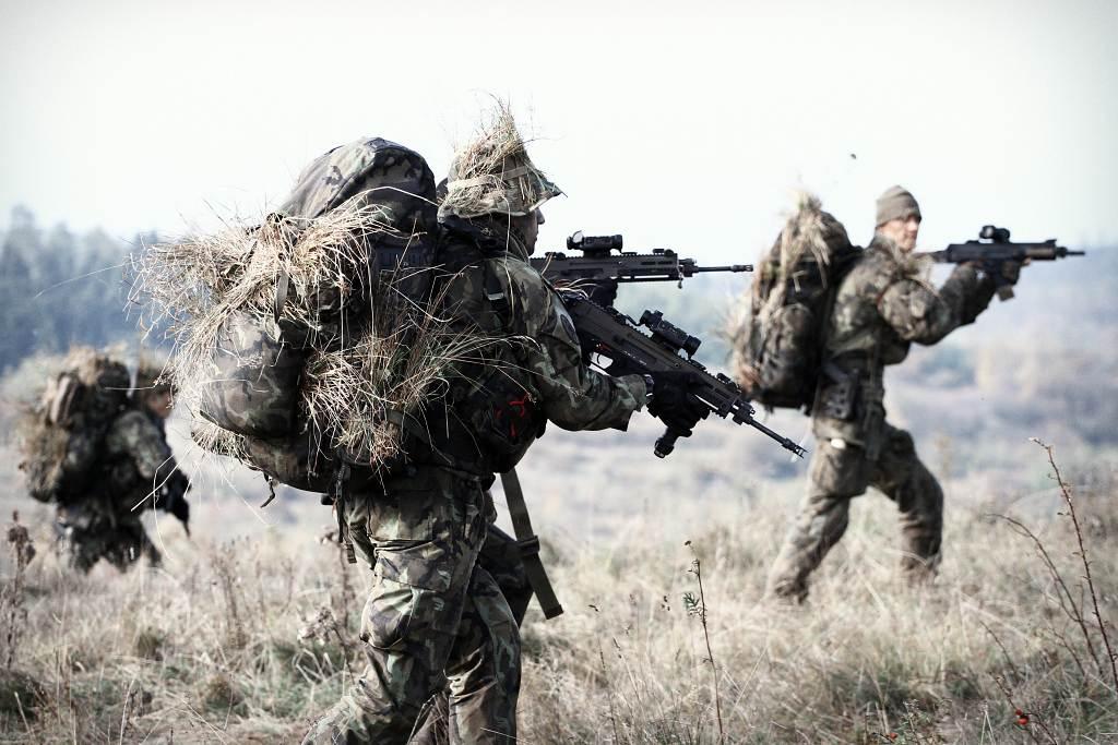 Doupov / Od 19. do 23. října proběhl výběr vojáků, kteří projevili zájem sloužit mezi elitními vojáky 4. Brigády rychlého nasazení.