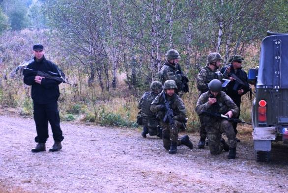 Nasazení 1. strážní roty BAF v Afghanistánu se blíží
