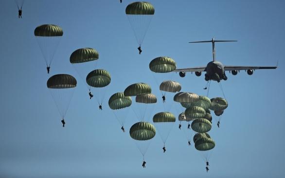 82. výsadková divize Armády Spojených států amerických