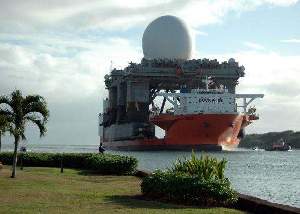 Americký radar