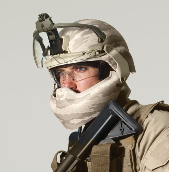 Batlskin Head Protection System