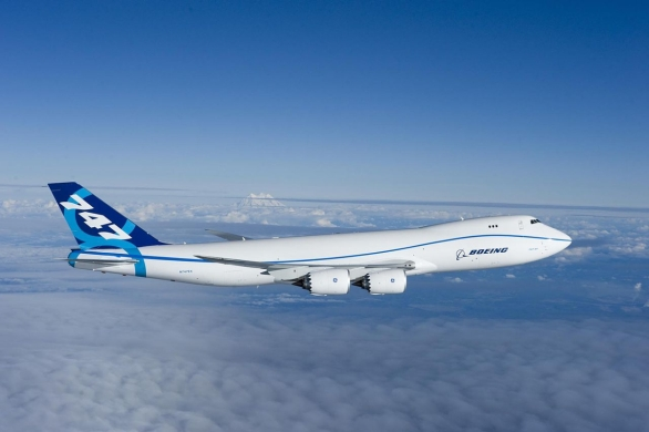 Foto: Boeing 747-8 za letu; větší foto / Boeing Dreamscape; CC BY 2.0