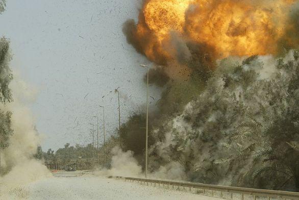 IED exploze
