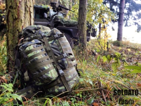 Foto: T75 v akci.  / SOLDATO Team