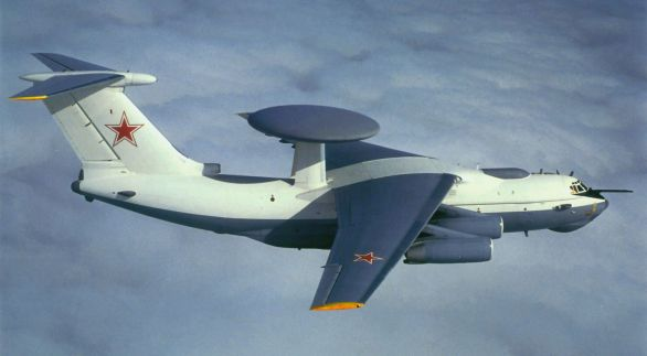 Foto: A-50 / Ruské letectvo