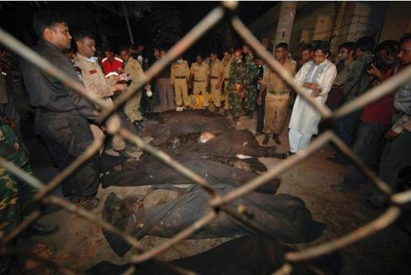 Vzpoura Bangladéš