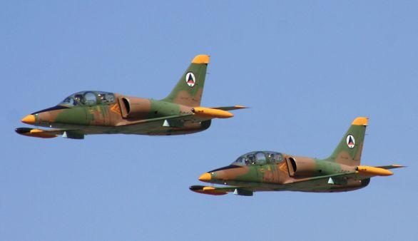 Afghánské L-39