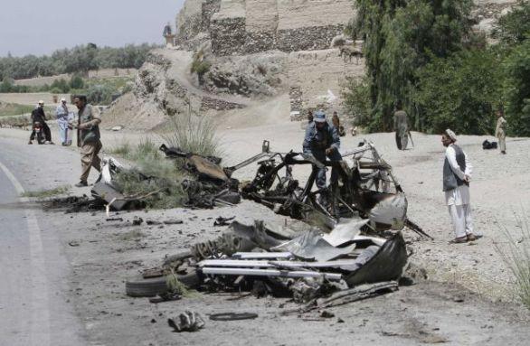 Afghánistán IED