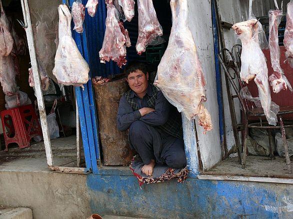 Michal Voska Afghánistán