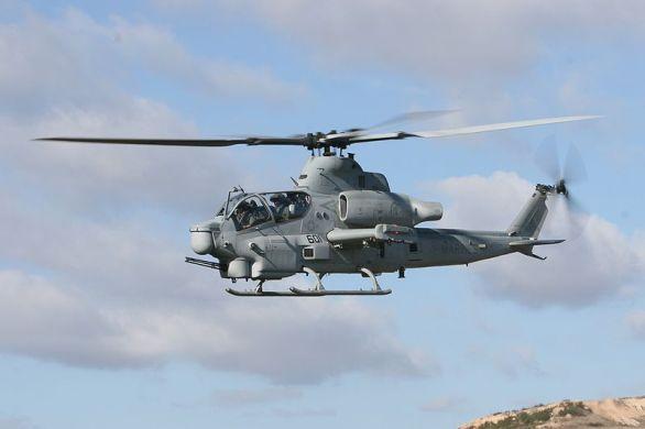Foto: AH-1Z Viper; větší foto / U.S. Marine Coprs