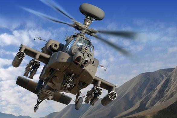Foto: AH-64E Guardian; větší foto / Boeing