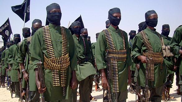 Foto: Bojovníci  Al-Šabáb. / Nairobi Wire