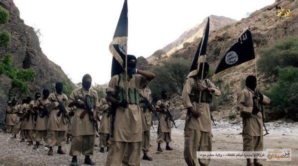 Foto: Bojovníci Al-Qaidy; ilustrační foto / Fair use