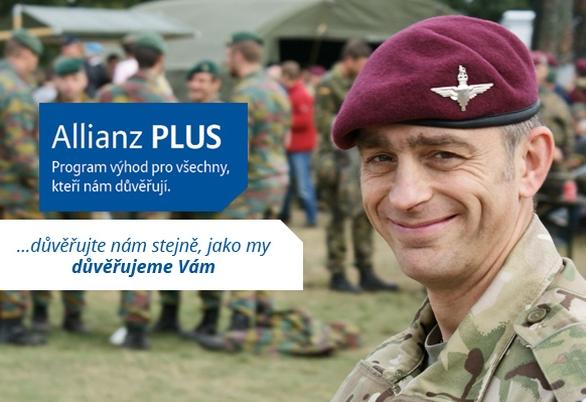 Foto: ...důvěřujte nám stejně, jako my důvěřujeme Vám. / Allianz