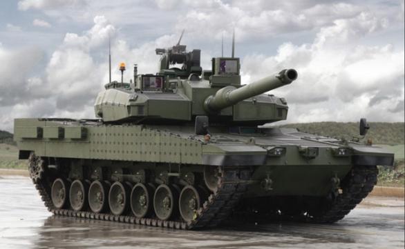 Foto: Turecký tank Altay. / Karaahmet; CC BY-SA 4.0