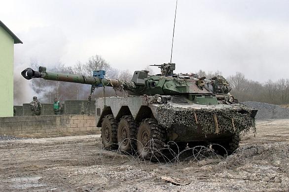 Foto: AMX-10 RC / Volné dílo