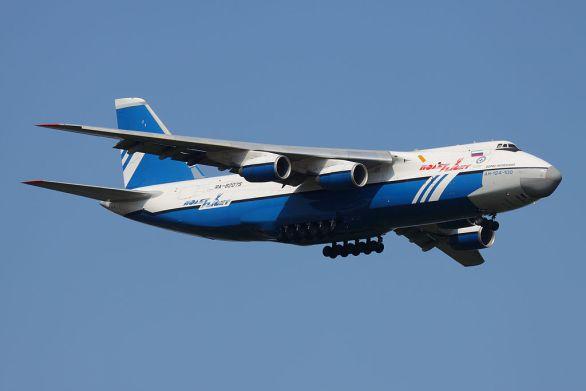 Foto: An-124-100; ilustrační foto / Sergej Kustov, CC BY-SA 3.0