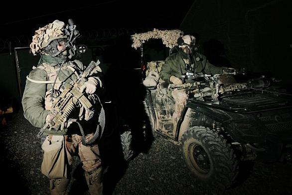 Foto: Majitelé mají za sebou několik zahraničních misí. / ARMED