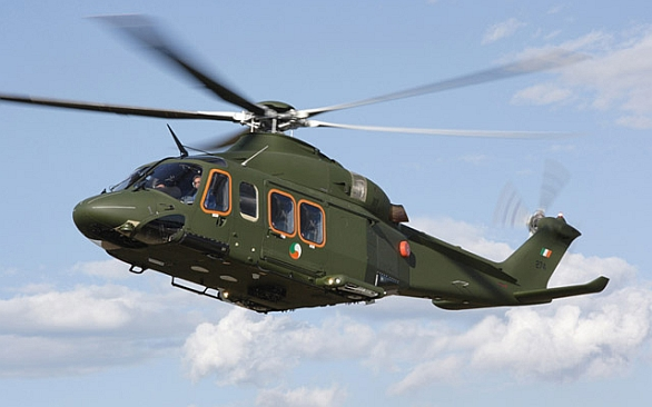 Foto: Nejnovější konstrukcí je AgustaWestland AW149. /  AgustaWestland