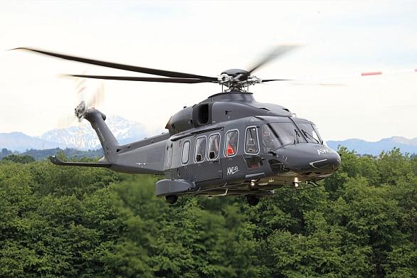 Foto: AgustaWestland AW149 / AgustaWestland