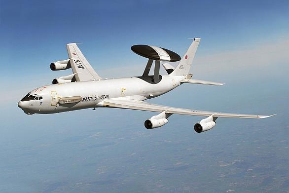 Foto: Boeing E-3 Sentry AWACS / NATO