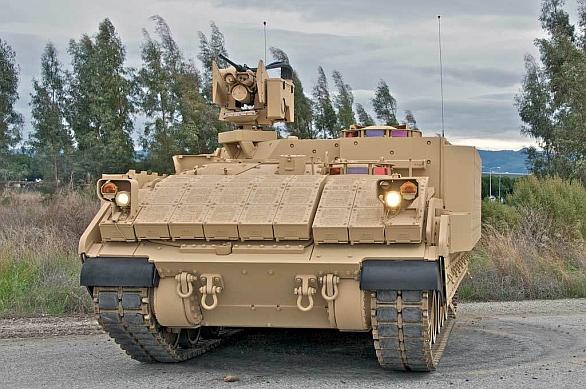 Foto: Prototyp vozidla AMPV od BAE Systems. / BAE Systems