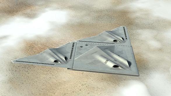 Letecká technika budoucnosti