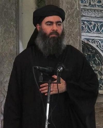 Ibrahim Awwád Ibrahim Alí al-Badrí