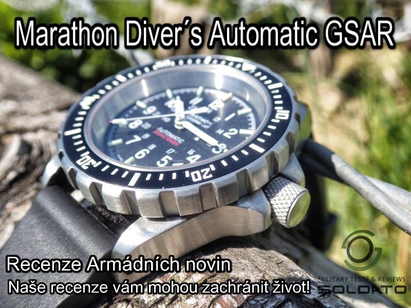 Marathon Diver´s Automatic GSAR