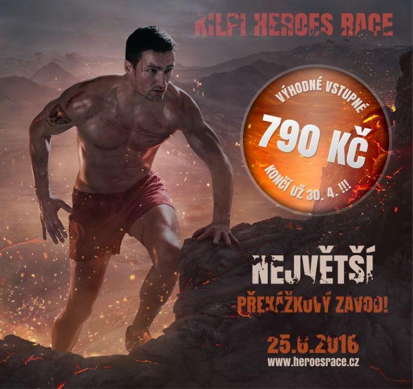 KILPI HEROES RACE 2016