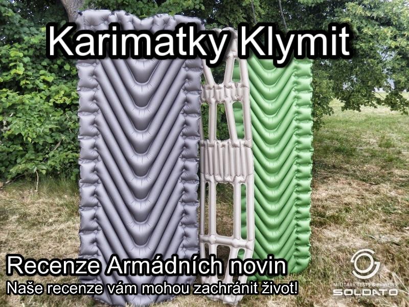 Karimatky Klymit