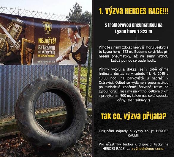 HEROES RACE