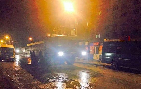 Foto: Systémy Bastion v ulicích Sevastopolu. / Defense Update