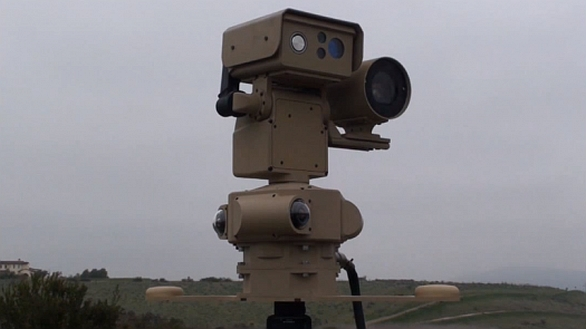 Laserová věž Beam 100