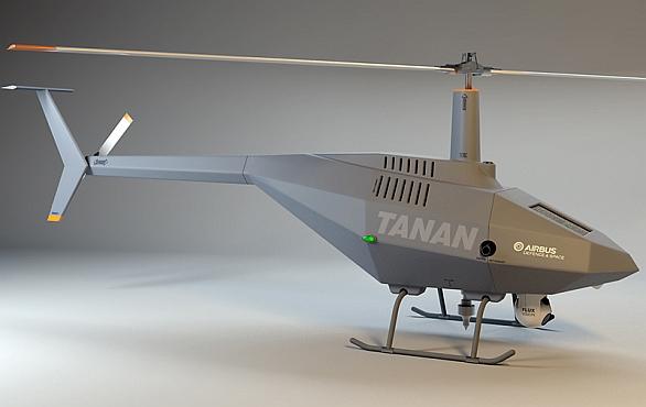 Foto:  TANAN 300 /  Airbus Defense & Space