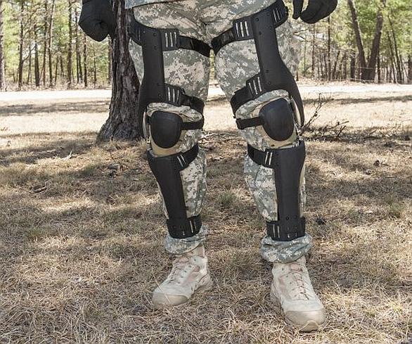Foto: Knee Harvester. / U.S. Army