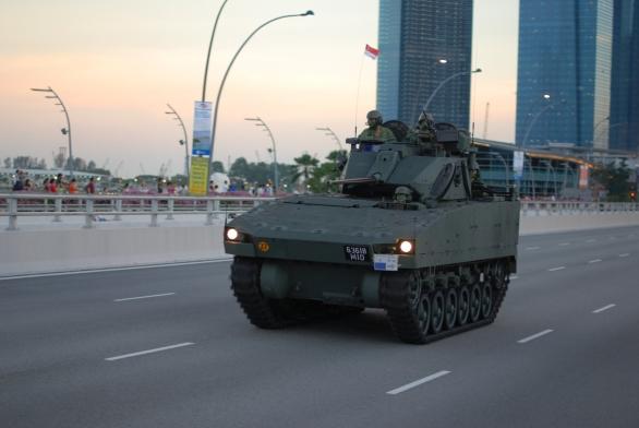 Foto: NG AFV vychází z bojového vozidla Bionix II; větší foto / nlann; CC BY-SA 2.0