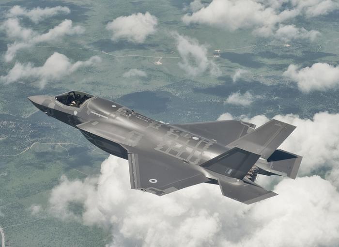 Foto: Britská F-35B Lightning II. / RAF