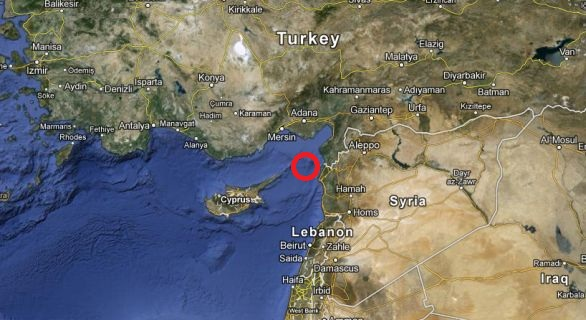 Turecko Sýrie