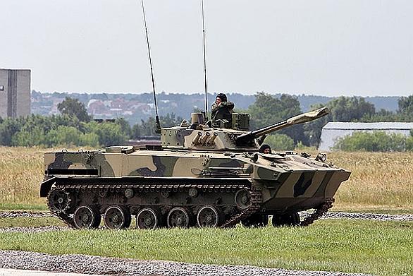 Foto: BMD-4M /  Kurganský strojírenský závod