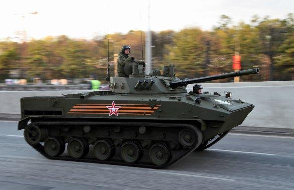 Foto: BMD-4M; větší foto / Vitaly V. Kuzmin; CC BY-SA 3.0