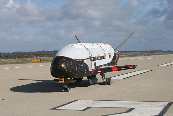 Foto: X-37B / U.S. Air Force
