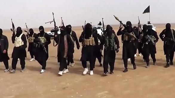 Foto: Ozbrojenci z řad ISIL. / AFP