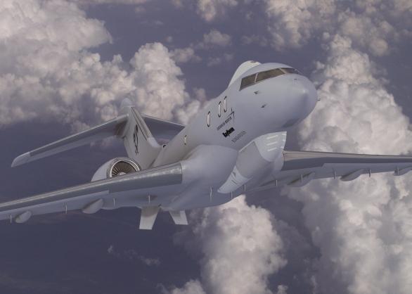 Lockheed-Bombardier JSTARS
