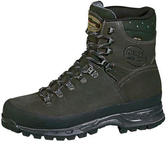 Opět jsou požadovány dvě varianty - bez a s Gore-texem. Jedná se o  celokoženou botu f60de901627