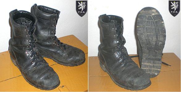 Boty polní 2000