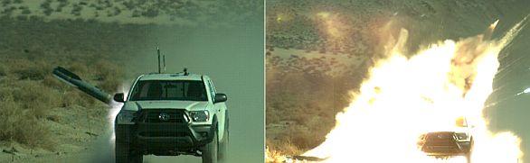 Foto:  Dual Mode Brimstone na RQ-9 Reaper. / MBDA